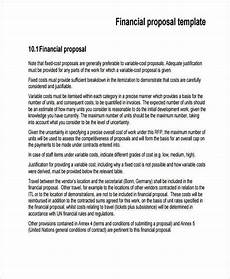Proposal And Contract Template Proposal Contract Templates 8 Free Word Pdf Format