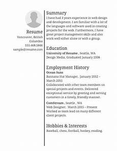 Make Me A Resume For Free Free Resume Builder Resume Templates To Edit Amp Download