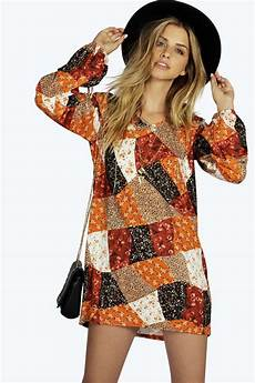 patchwork dress patchwork to buy 2020 become chic