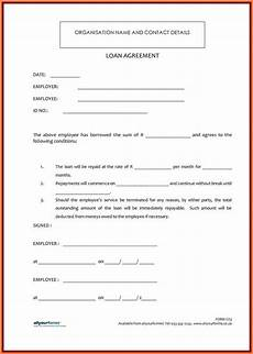 Personal Loans Template 7 Template Loan Agreement Between Family Members