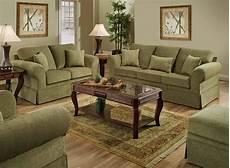 arlington moss fabric sofa loveseat set w optional items