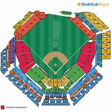Citizens Bank Field Seating Chart Citizens Bank Park Seating Chart Pictures Directions
