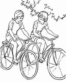 malvorlagen zum ausdrucken ausmalbilder fahrrad kostenlos 1
