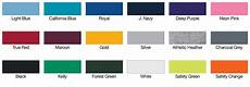 Jerzees Color Chart Jerzees 21m Dri Power 174 Sport 5 3oz T Shirt Bulk Custom