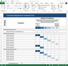 Ppap Forms And Excel Templates In Excel Functional Requirements Template Software Development