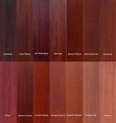 Mahogany Wood Stain Color Chart Mahogany Stains On Pinterest Wood Stain Colors Color