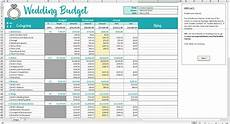Wedding Excel Template Savvy Wedding Budget Excel Template Savvy Spreadsheets