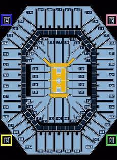 Dean E Smith Center Seating Chart Rows Dean Smith Amp Carmichael Center Seating Charts Keeping It