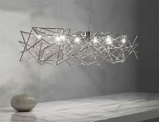 Light Design Nella Vetrina Terzani Etoile P4s E7 C8 Designer Suspension