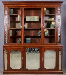 large bookcase cabinet antiques atlas