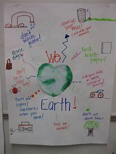 World Environment Day Chart Take My Hand Take This Journey Everyday Is Earth Day