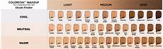 Revlon Colorstay Undertones Chart Amazon Com Revlon Colorstay Makeup For Combination