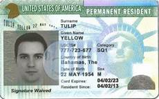 Green Card Photo Maker Why Is It Called A Green Card In The Usa Quora