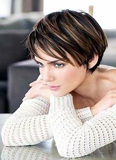kurzhaarfrisuren frauen mit cut layered haircuts 2018 2019 hair styling hair