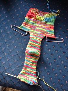 17 best images about knitted socks on 2 needles on