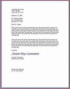 Correct Format For A Business Letter Proper Business Letter Format Real Estate Forms