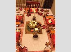 Thanksgiving Tableware Disposable & Thanksgiving