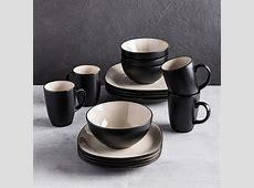 Thomson Pottery Fontana Stoneware Dinnerware   Set of 16