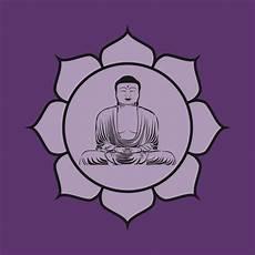 Buddha In Lotus Ajna Chakra Third Eye Yoga Clothes T