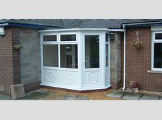 Front Porch   UPVC & Brick Porches from Orion Windows