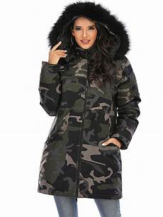 heavy winter coats for plus size sayfut s thickened parka coat with removable faux