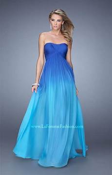 La Femme Light Blue Dress La Femme Prom Dresses 2020 French Prom Dresses Style