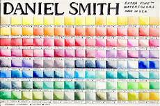 Daniel Smith Watercolor Color Chart Daniel Smith Chart ค นหาด วย Google Color Mixing Chart