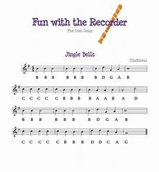 Recorder Notes Jingle Bells Recorder Notes Recorder Music Music Charts