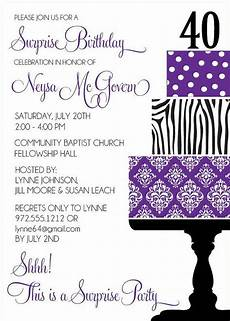 Invitation Message For Party Invitations For Birthday Party For Adults Free