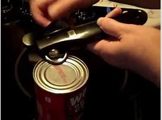Good Cook Can Opener Review   YouTube
