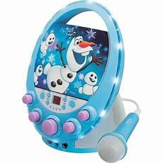 Disney Frozen Light Karaoke Disney Frozen Oval Lights Karaoke Machine