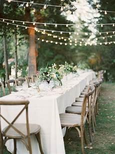 rustic enchanted c wedding inspiration wedding tables