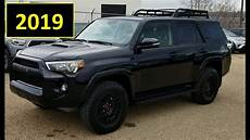 2019 Toyota Forerunner by 2019 Toyota 4runner Trd Pro Review Of Features And Walk