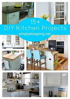 15 diy kitchen projects simply designing with