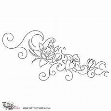 stencil fiori stilizzati stencil di fiori az colorare