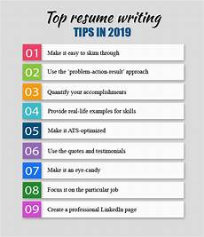 Resume Advise Top 2019 Resume Writing Trends Handpicked By Experts