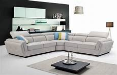 Sectional Sofa Grey 3d Image by Advanced Adjustable Modern Leather L Shape Sectional With