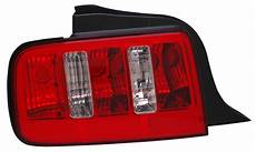 Ford Mustang Euro Lights 2005 2009 Ford Mustang 2010 Style Euro Lights Red