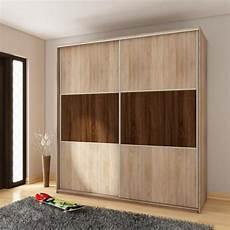 modern wardrobe 2 slide door c 160cm x 216cm x