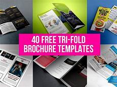 Free Printable Brochure Templates Online 40 Free Tri Fold Brochure Templates By Graphicsfuel Rafi