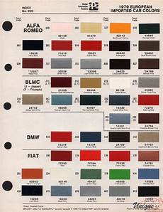 Bmw Mini Colour Chart Bmw Paint Chart Color Reference