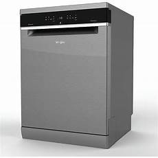 Whirlpool Dishwasher Clean Light Powercity Wfc3c24px Whirlpool 14 Place 9 Litre Quot Power