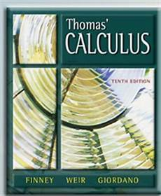 Quot Calculus 2 Quot Webpage Spring 2002