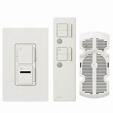 Lutron Fan And Light Switch Difference Between Lutron Ceiling Fan Wall Switch Amp Remote