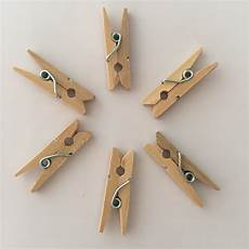 mini clothes pins for photos outdoors aliexpress buy 40pcs 25mm birch wooden clothes