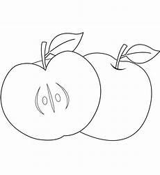 Ausmalbilder Herbst Apfel Ausmalbilder Ausmalbilder Apfel Zum Ausdrucken