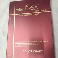 Hbc Hair Color Chart Philippines Epsa Hair Color Chart Shopee Philippines