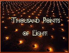 A Thousand Points Of Light Trump Not The First To Mock A Thousand Points Of Light