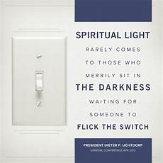 Keepers Of His Light Sheet Music Quot Spiritual Light Rarely Comes To Those Who Merrily Sit In