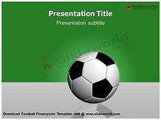 Football Powerpoint Template Download Football Powerpoint Template Slide World